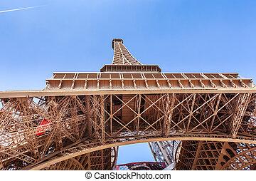 France, Paris, Different View  Eiffel Tower