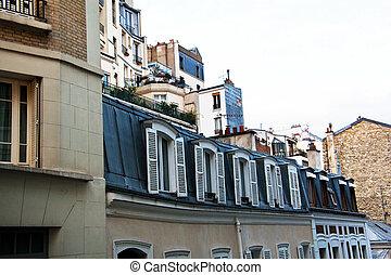 france., paris, montmartre
