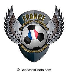 franciaország, címer
