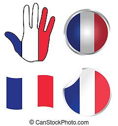 franciaország, gyűjtés