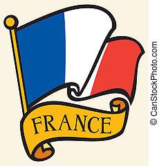 francie znamení