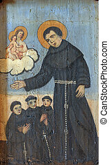 francis, 聖者, assisi