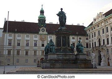 Francis II Statue