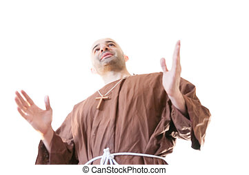 francisan, 修道士