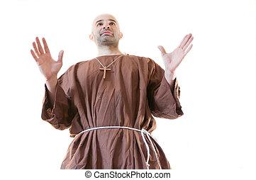 franciscan, 修道士