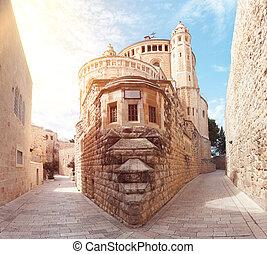 franciscan, 修道院, エルサレム, イスラエル