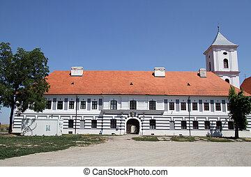 franciscan, 修道院