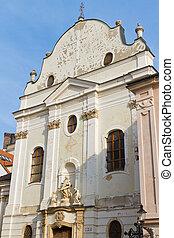 franciscan, 教会, スロバキア, bratislava