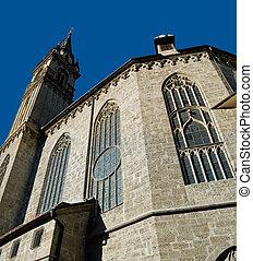 franciscan, 教会