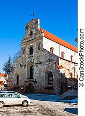 Franciscan Church in Vilnius