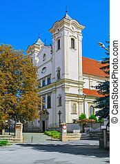 Franciscan Church of St. Joseph in Presov, Slovakia