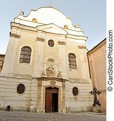Franciscan Church (Slovak: Kostol františkánov or...