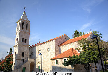 franciscan, monastery., 教会