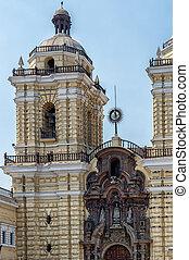 francisco, san, 教会