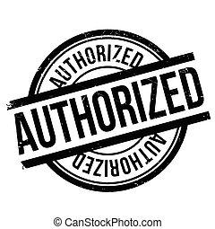 francobollo, autorizzato