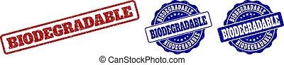 francobollo, biodegradabile, grunge, sigilli