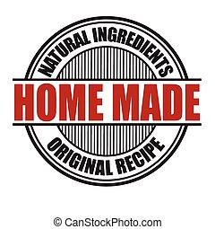 francobollo, casa fece