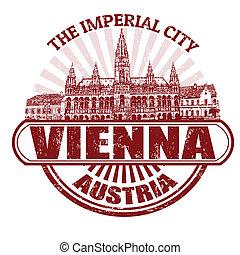 francobollo, (, city), vienna, imperiale