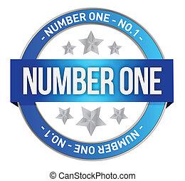 francobollo, dentro, scritto, numero