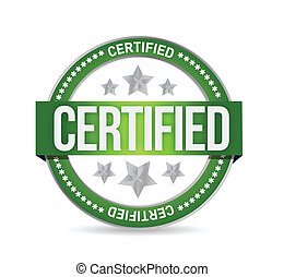 francobollo, disegno, certificato, illustrazione, sigillo