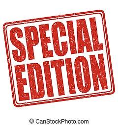 francobollo, edizione, speciale