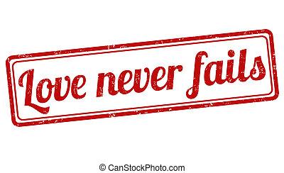 francobollo, errori, mai, amore