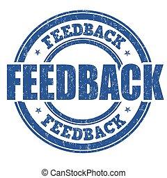 francobollo, feedback