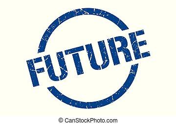 francobollo, futuro
