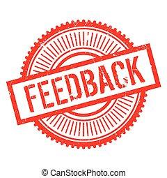 francobollo, gomma, grunge, feedback