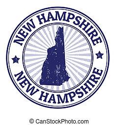 francobollo, hampshire nuovo