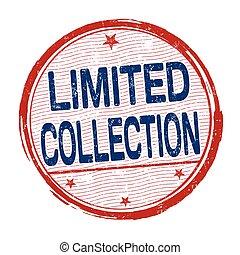 francobollo, limitato, collezione
