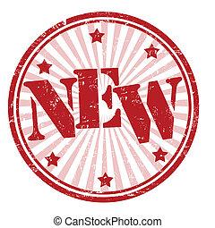 francobollo, nuovo