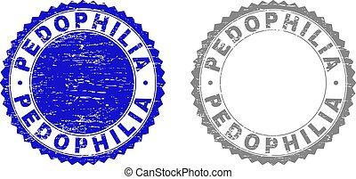 francobollo, pedophilia, textured, grunge, sigilli