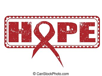 francobollo, speranza