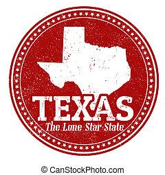 francobollo, texas
