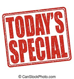 francobollo, today's, speciale