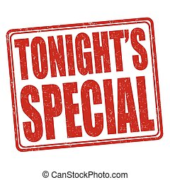 francobollo, tonight's, speciale