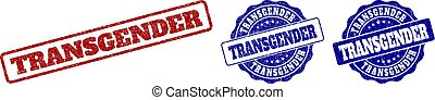 francobollo, transgender, grunge, sigilli