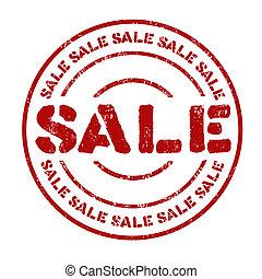 francobollo, vendita