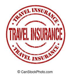 francobollo, viaggiare assicurazione