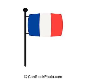 francuska bandera