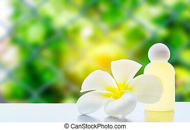 frangipanier, plumeria, spa, fleur