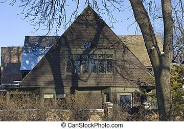 Frank Lloyd\'s house