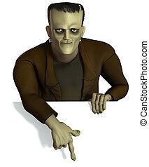 Frankenstein,  Halloween