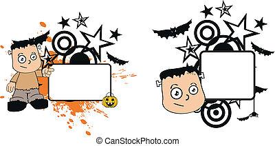 frankenstein, halloween9, capretto