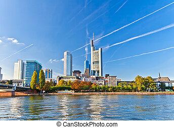 Frankfurt, Germany - City of Frankfurt, Germany