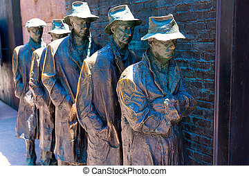 Franklin Delano Roosevelt Memorial in Washington Great...