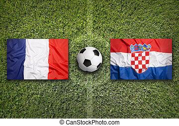 frankreich vs kroatien