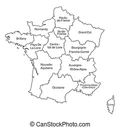 Karte Europa Schwarz Weiss.Europa Landkarte Lander Souveran Vektor Vereinfacht