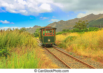 Franschhoek Wine Tram hop-on hop-off tour, one of the best...